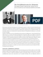 150 años del Partido Socialdemócrata de Alemania.docx