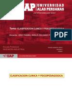 Ayuda 2 Clasificacion Clinica y Psico