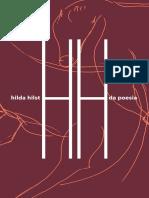 Hilda Hist - Da Poesia