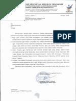 Surat Hasil Seleksi Admin Tubel 2018 Per Provinsi