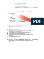 Actividad de Aprendizaje 5 Evidencia 1 Flujograma Procesos 4340077