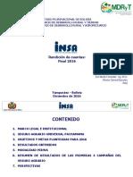 Rendicion de Cuentas Final 2016