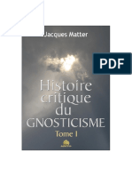 Historie critique du Gnosticisme - Jacques Matter.pdf