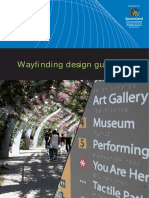 Way Finding Design Guidelines