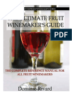 Ultimate Fruit Winemaker s Guide Intro