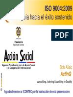 ISO 9004 V2009 Una Guia