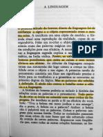 Linguagem - Octávio Paz