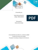 Actividad AprendizajePráctico PASO6 FARMACOLOGIA