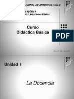 Diapositivas Curso Didáctica Básica