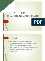5. SNP Komponen