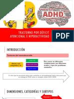 Trastorno Por Déficit Atencional e Hiperactividad