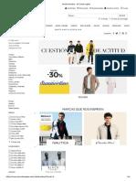 Moda Hombre · El Corte Inglés