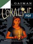 Neil Gaiman - Coraline Graphic Novel (2008)
