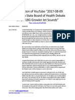 2017-08-09 Washington State Board of Health- Debate on EA-18G Growler Jet Sounds v1.1