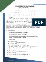 Teoria de Logaritmos 1