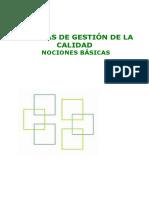 Sistemas de Gestion de Calidad ISO 9001 (Norma)