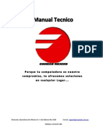 Manual Tecnico