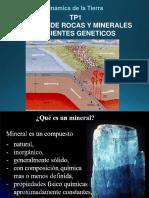 Rocas y Minerales TP1