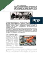 Celdas de Manufactura y Conveyor.docx