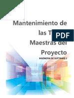 Documentación Tablas Maestras Del Proyecto Seccion C