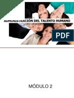 Gestion del talento humano en las organizaciones - Porf. Duilio Aranda Ipince.ppt
