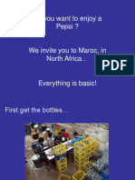 Pepsi Made in Maroc