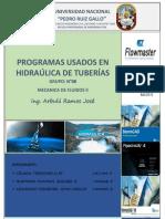Programas Usados en Hidraulica de Tuberias (Final)