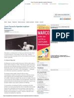 Como Foucault e Agamben Explicam Bolsonaro - Eduardo Migowski