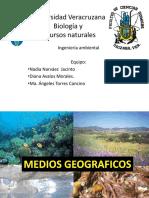 Flora y Fauna de Mexico