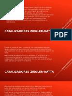 Catalizadores Ziegler Natta