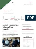 Aprende a preparar con éxito una Mesa Redonda.pdf