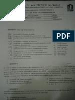 Examen Termodinámica básica