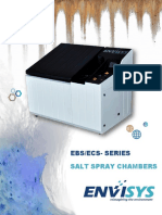 Salt Spray Chambers