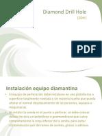 Intalacion Equipo Diamantina