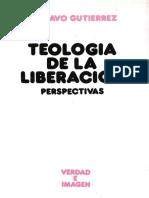 Gutierrez, Gustavo - Teologia de La Liberacion (14 Ed.)