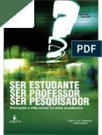 Ser Estudante Ser Professor