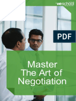 Negotiations Brochure - Weschool