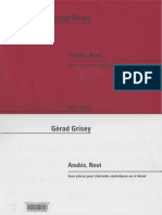 Grisey Anubis,Nout