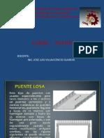 Clase de Puentes 02 Losa