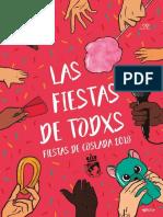 FIESTAS DE COSLADA 2018 / Las Fiestas de todxs