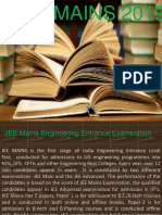 JEE Mains 2019 Notifications