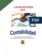 Plan Estudios Ep Contabilidad-2018