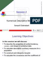 Business Statistics - Session 2 PPT VjNA7FjE0V
