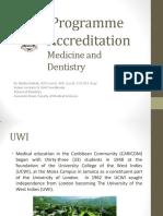 Programme Accreditation Medicine and Dentistry Rafeek.pdf