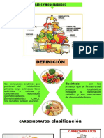 Carbohidratos y Monosacáridos