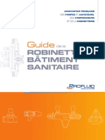 Guide de La Robinetterie Batiment-Sanitaire 2014_version Finale