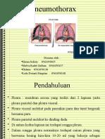 Tugas Pneumothorax lengkap