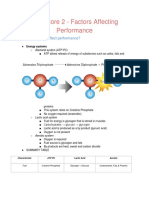 pdh core 2 - factors affecting performance