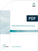 Mobile WiMAX White Paper Airspan