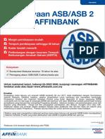 Affinbank ASB Loan
